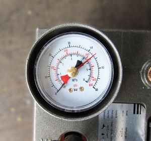 60 bares de presión bomba de prueba Manual (RP50).