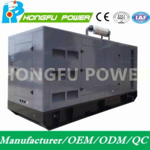 160kw 200kVA Groupe électrogène Diesel Moteur Cummins Utilisation des terres de la construction