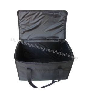 Custom imprimé isolés des aliments entiers déjeuner sac fourre-tout de livraison d'emballage alimentaire