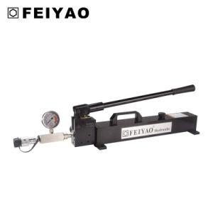 pompa a mano ultra ad alta pressione alta dell'olio idraulico di serie