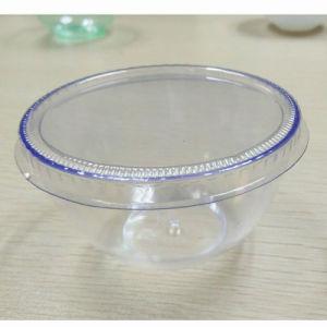 En el hogar de la copa de plástico desechables productos de plástico con tapa
