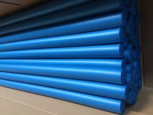 NBR PVC Tubo de aislamiento de espuma de goma plástica