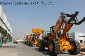 Caricatore di pietra del carrello elevatore di alta qualità Jgm761FT21K 21tons di Jingong