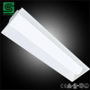 60W het plafond Ingebedde Licht van het LEIDENE Comité van Troffer met Certificatie UL