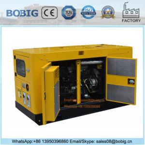 50Hz 60Hz水冷却500kw電気発電機への10 KVA