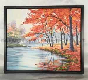Arte moderno della pittura a olio di arte pagina L-Figura della vernice acrilica
