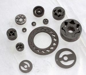 Pignon fritté et le rotor pour pièces de pompe à huile