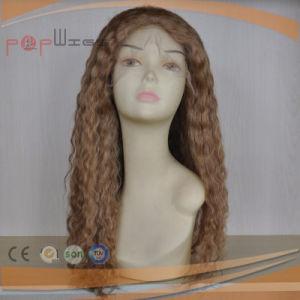 ブラジルの毛の点のハイライトカラーかつら(PPG-l-07199)