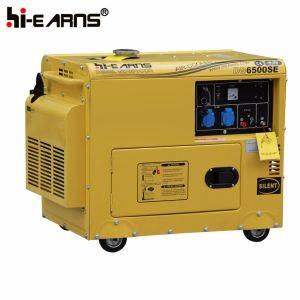 5000 Вт Silent генератор ГД6500SE)