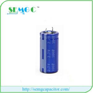 2,7 100f condensador motor Super Condensador para la fabricación de LED