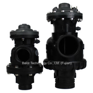 System irrigation 2 Inches Back Flushing Control Valve
