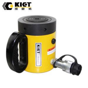Cilindro idraulico del controdado a semplice effetto di capienza di 600 tonnellate