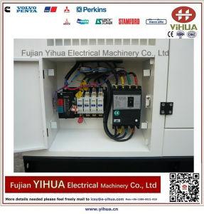 super Stille Diesel 24kw/30 kVA Denyo Generator met fawde-Xichai motor-20170912I