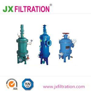 높은 여과 정밀도 자동 세척 Back-Flushing 물 처리를 위한 필터
