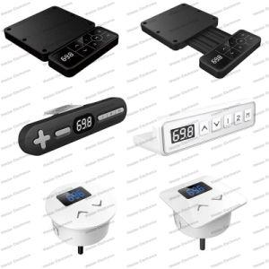 1CH 12V IR Fernbedienung Schalter,Wireless-Empf/änger EIN//AUS-Relaisschalter f/ür die meisten Haushaltsger/äte mit LED-Anzeigen