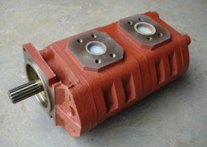 Pompe à huile hydraulique3100/3100 Cbgj pignon double de la pompe haute pression