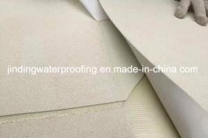 Zelfklevend HDPE Waterdicht Membraan voor Kelderverdieping