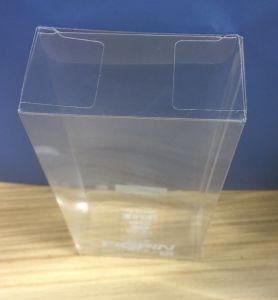 هبة واضحة بلاستيكيّة يعبّئ صندوق لأنّ عيد ميلاد المسيح ([ب01])