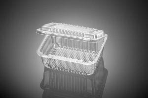 Contagem de empilhamento de corte automático de Formando Tampa de plástico máquina de termoformação