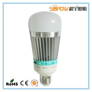 Aluminio LED 16W Bombilla de luz de alta potencia de PC de aluminio