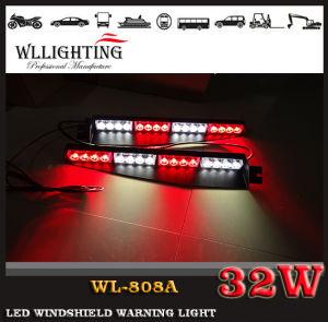 LED de la fábrica de las luces de advertencia del vehículo de emergencia