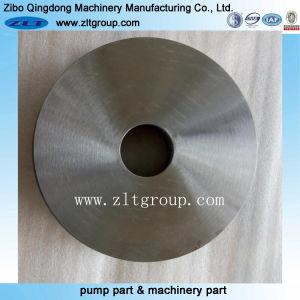 Acero inoxidable/ANSI de acero al carbono de la placa de cubierta de la bomba Durco
