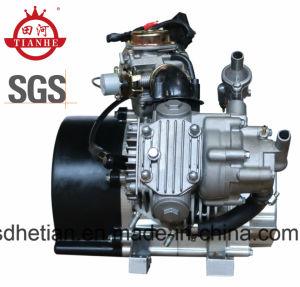 Certificat ISO9001 Sortie DC 48V 60V 72V Économie de carburant de générateur à essence Dynamo refroidi par eau