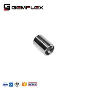 Puntali del acciaio al carbonio del macchinario di CNC per il tubo flessibile idraulico 2sn