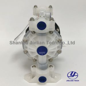 プラスチック空気によって作動させるPPの空気のダイヤフラムポンプBml-15p