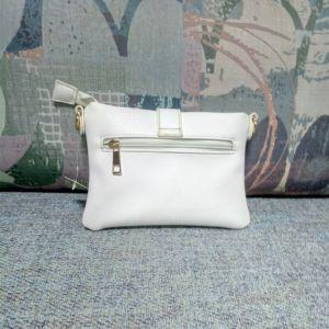 Couleur blanche Fashions Lady promotionnel Wallet pour la saison d'approvisionnement