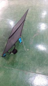 Motorhomeのための80W Sunpowerの携帯用太陽電池パネル