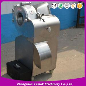 Aço inoxidável Dicer Cortador de batata frutas máquina de cortar vegetais
