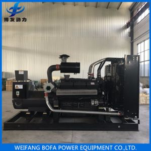 Cummings ingegneria diesel/banco/fabbrica di Setfor del generatore mensola muta/aperta di 200kw/300kw/400kw/500kw/inizio elettrico