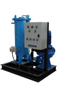 Consender automatique de contrôle de périphérique pour système d'eau de refroidissement
