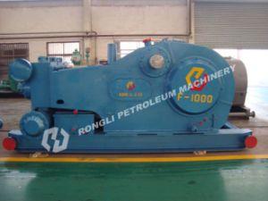 Rl F1000の泥ポンプ