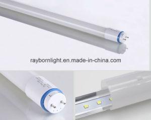 Horário de nanomateriais 150lm/W 2FT/3FT/4ft 10W Luz do Tubo de LED T8 600mm