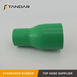 Resistente à abrasão em linha reta da mangueira de silicone de borracha do redutor
