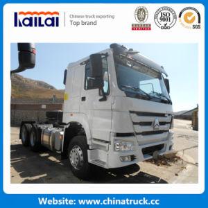 Sinotruk HOWO 6X4 Wd615.47 Traktor-LKW des Dieselmotor-371HP