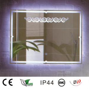 Venda a quente Rustproof moderno banheiro Espelho de luz LED impermeável