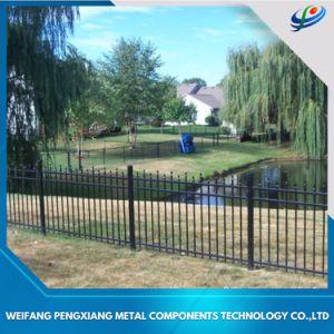 Protector y decorativo casa residencial vallado /Balcón cercado /jardín vallado /Farm/Parque Infantil de la seguridad fronteriza /Steel/cerca de postes de aluminio