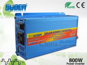 Suoer 태양 변환장치 800W 12V에 의하여 변경되는 사인 파동 변환장치 (FAA-800A)