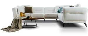 Flexform лучший вид в разрезе диван в форме буквы L/ угловой диван/123 диван
