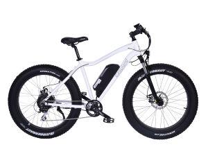 A Montanha de 26 polegadas com Bafang bicicletas eléctricas do motor de acionamento traseiro sem escovas 48V 500W