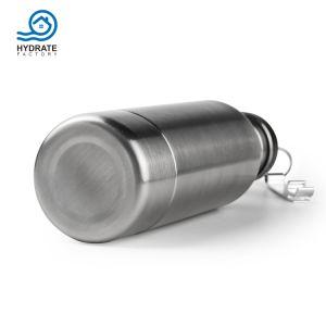 Isolante più freddo del custode della bottiglia da birra dell'acciaio inossidabile con l'apri
