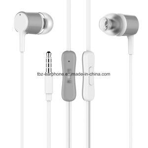 MicrophoneのStereo Colorful Earphone EarのユニバーサルCheap