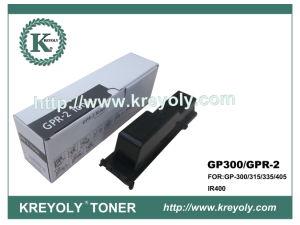 Toner-Kassetten-kompatible Toner-Kassette für GPR2/GP 300/GP 405