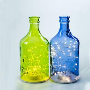 熱い販売法のガラスつぼのタイプが付いているガラス風防付きランプのホールダー