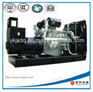580KW/725kVA grupo electrógeno con motor Perkins