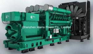 Qsk60-G4 2000 КВА UK дизельного двигателя Cummins генератор 400V, 1500 об/мин
