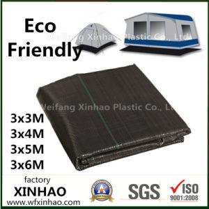 95GSMの3X4m Ecoのキャンプ地面シート